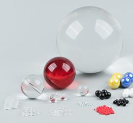 Glaskugeln von Ø 50 μm bis 300 mm